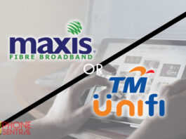 MaxisOne Home fibre vs TM Unifi