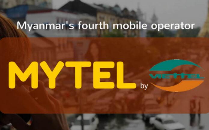 MyTel Myanmar Logo
