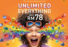UMobile RM78 plan