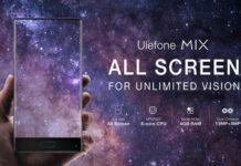 Ulefone Mix poster