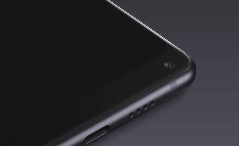 Xiaomi Mi Mix 2 front camera