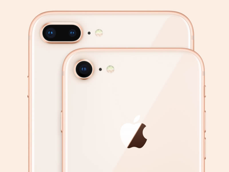 iphone 8 and iphone 8 dual camera