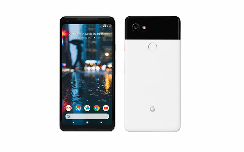 Google Pixel 2 XL phones