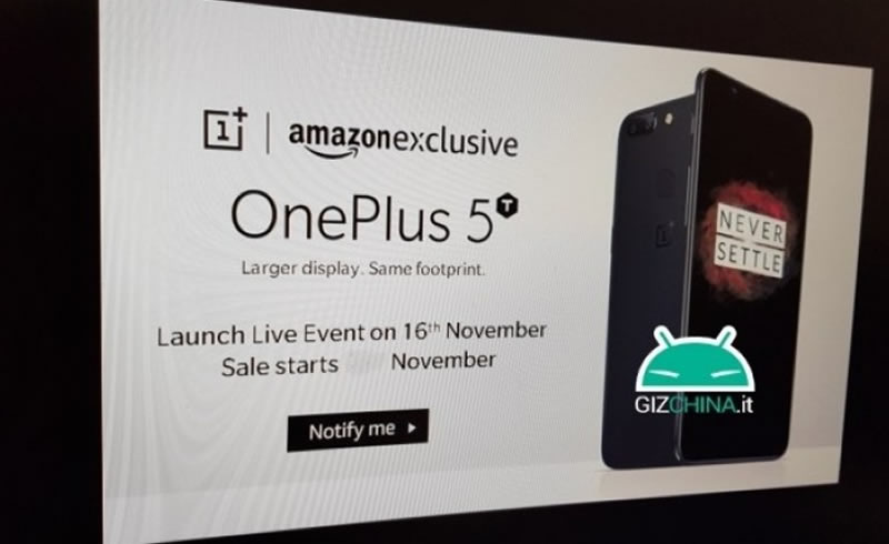 OnePlus invitation