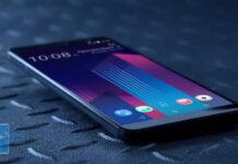 HTC U11 Plus front