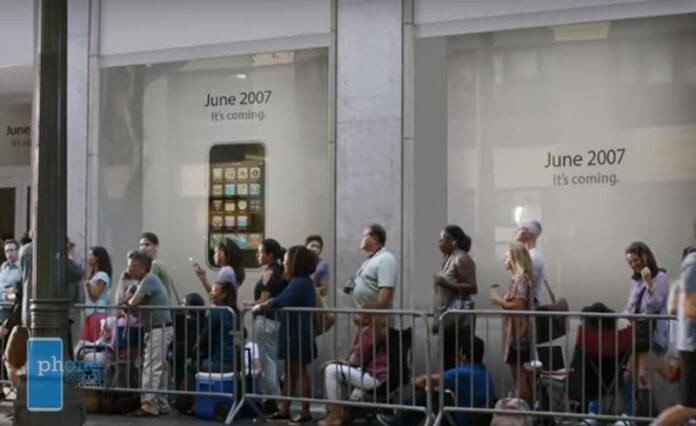 The Samsung - Apple Advert