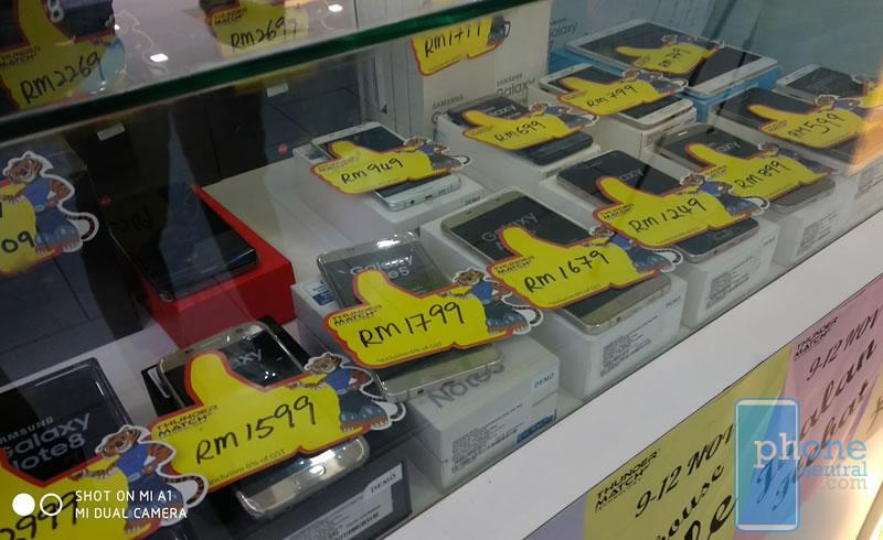 Thunder Match Kuching Smartphone sale