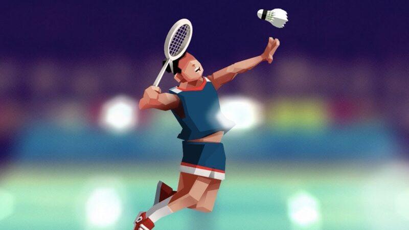 few lines about badminton