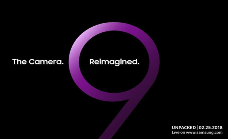 Samsung Galaxy S9 launch
