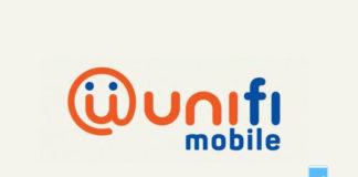 Unifi Mobile logo