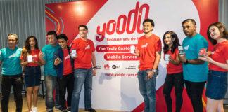 Yoodo launch