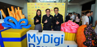 MyDigi rewards