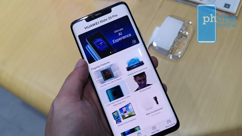 Review of the Huawei Mate20 Pro - PhoneSentral
