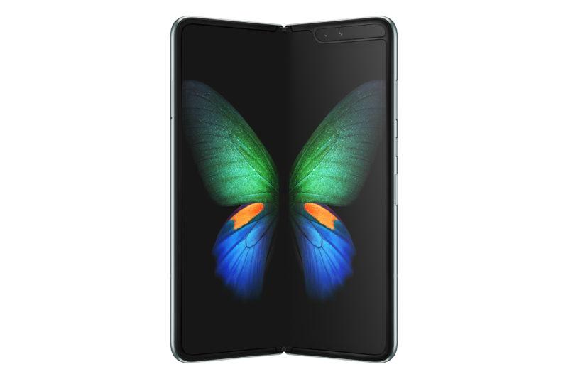 Samsung Galaxy Fold redesign