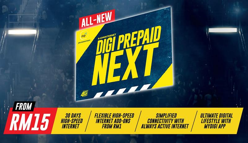 Digi Prepaid Next