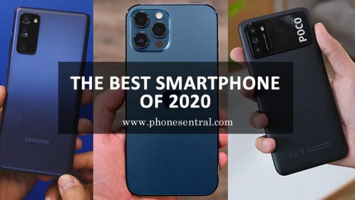Best smartphone of 2020